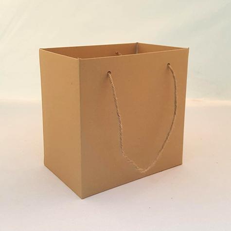 Kraft karton çanta